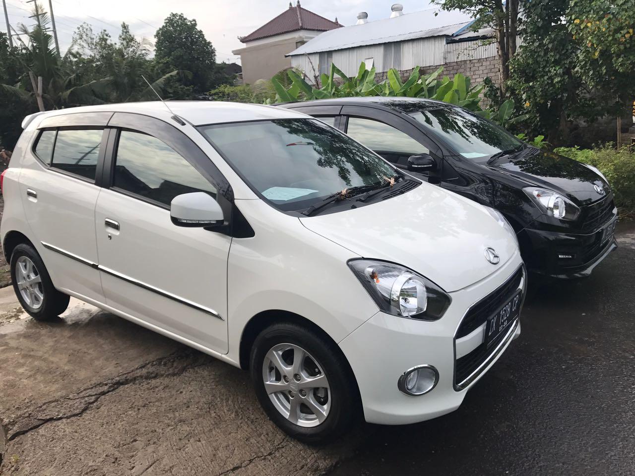 (Matic) Agya Putih- Mobil baru! in Bali Lepas Kunci